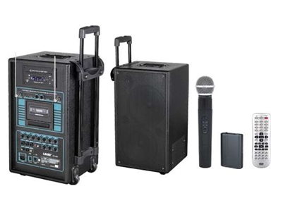 LS-232 手拉式移动无线扩音机