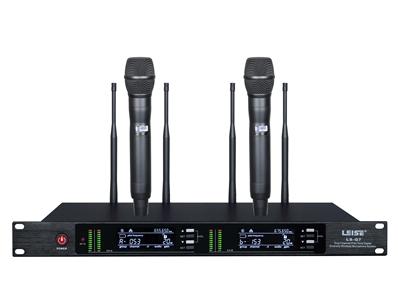 LS-Q7 双通道数字导频真分集式必威体育手机版本必威体育手机客户端