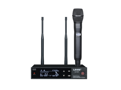 LS-Q1 Single Channel True Diversity Wireless Microphone